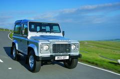 Land Rover Defender MY 2007