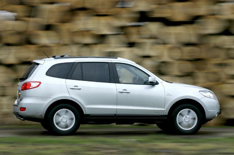 Hyundai Santa Fe 2.7i V6 4WD StyleVersion (2006)
