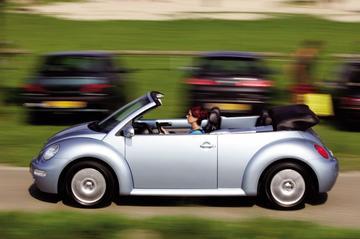 Volkswagen New Beetle 1.8 Turbo Highline (2005)