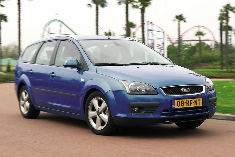 Ford Focus Wagon 1.6 16V Futura (2005)