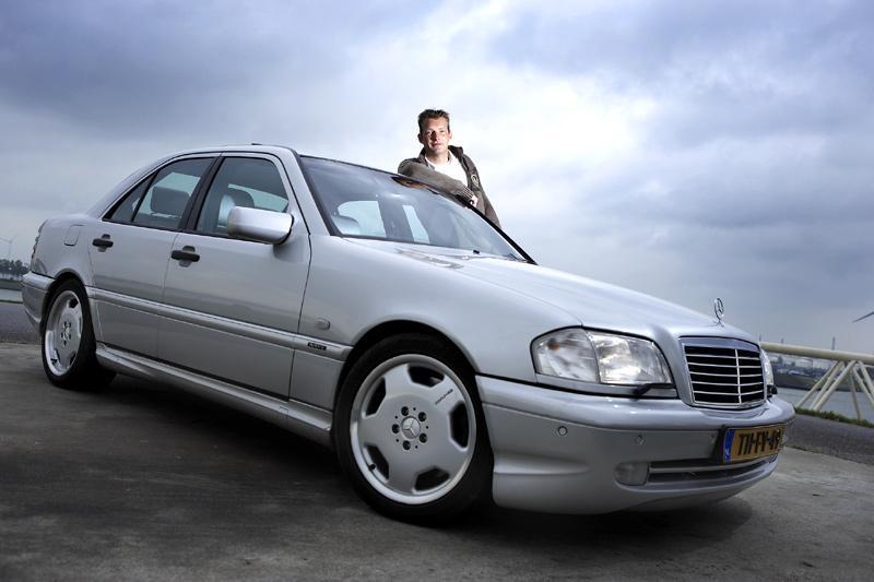 Blits bezit: Mercedes C43 AMG