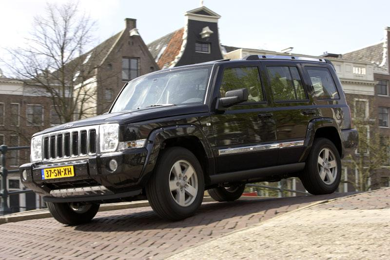 Jeep Commander 3.0 CRD V6 Limited