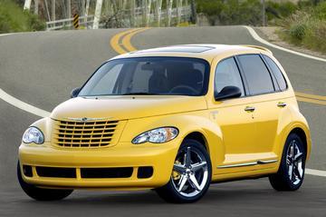 Chrysler PT Cruiser kan twee kanten op