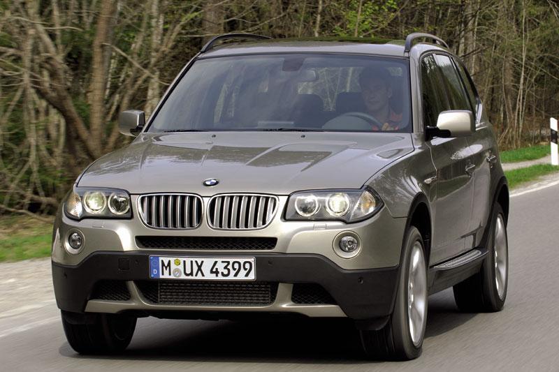 BMW X3 xDrive20d Executive (2008)