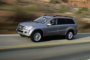 Gereden: Mercedes-Benz GL-klasse