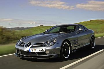 Mercedes-Benz SLR 722 Edition: stukje sneller