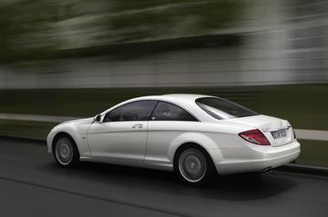 Gereden: Mercedes-Benz CL