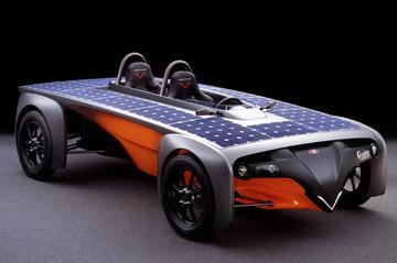 Venturi's op zonne-energie