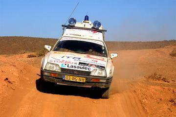 Amsterdam-Dakar Challenge Deel 1