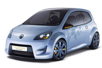 Uitgelekt: Renault Twingo Concept