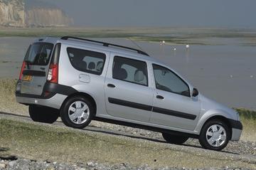 Tussen personen- en bestelauto: Dacia Logan MCV