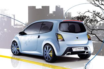 In detail: Renault Twingo Concept