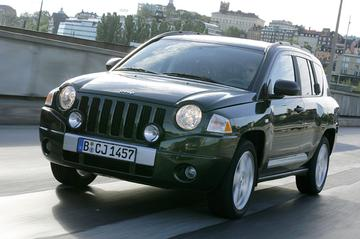 Jeep Compass 2.0 CRD Limited (2007)
