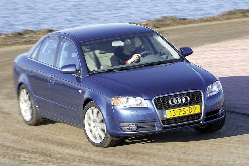 Audi A4 2.0 TDI (2005)