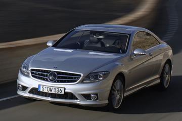 Mercedes-Benz S en CL 63 AMG