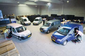 Ford Transit Connect - Volkswagen Caddy - Fiat Doblò Cargo, Citroën Berlingo, Re