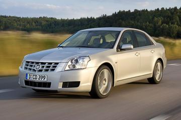 Cadillac BLS het koopje van de zomer
