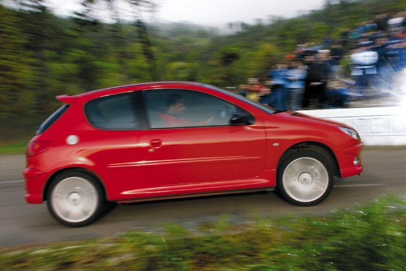 Peugeot 206 RC (2005)