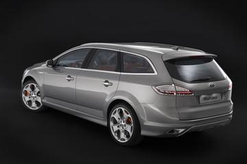 Nieuwe Ford Mondeo bijna productierijp