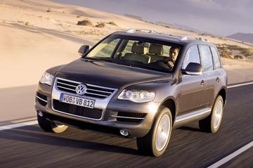 Facelift Volkswagen Touareg