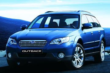 Subaru Outback 2.5i Comfort (2006)