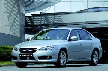 Subaru Legacy Boxer Diesel