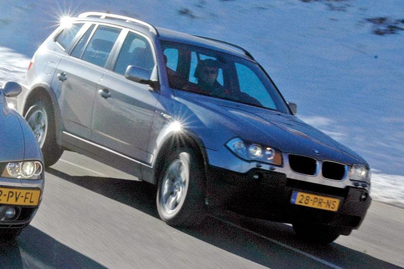 BMW X3 2.0d (2005)