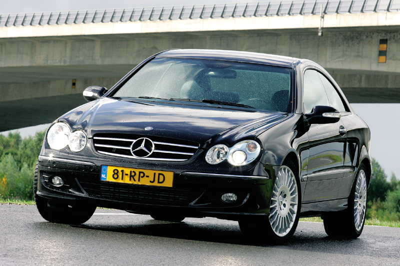 mercedes benz clk 320 cdi avantgarde 2005 autotest. Black Bedroom Furniture Sets. Home Design Ideas