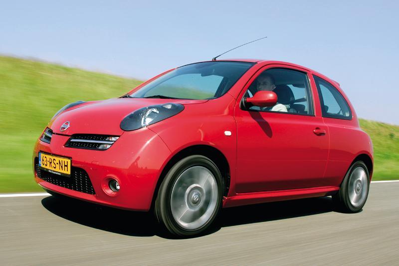 Nissan Micra 1.6 160SR (2005)