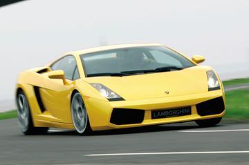VriMiBolide: Lamborghini Gallardo