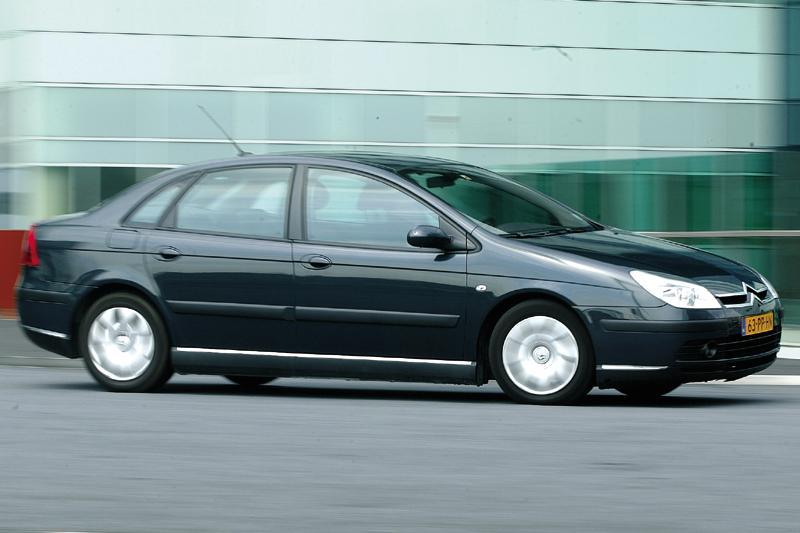 Citroën C5 1.6 HDiF 16V Ligne Prestige (2005)