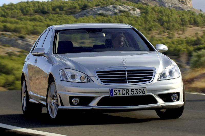 Mercedes-Benz S en CL 63 AMG
