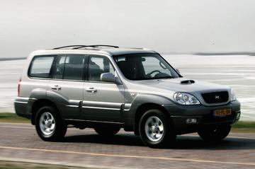 Hyundai Terracan 2.9 CRDi  Executive (2005)