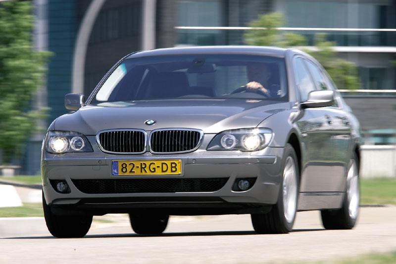 BMW 730d High Executive (2005)