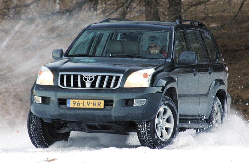 Toyota Land Cruiser 4.0 V6 VVT-i Executive (2005)