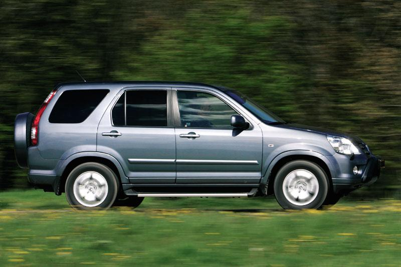 Honda CR-V 2.2i CDTi Executive (2005)