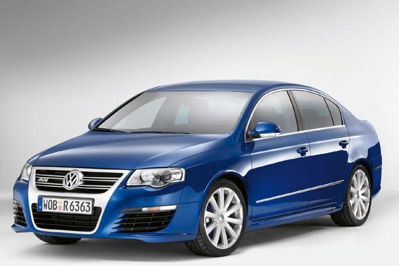 Definitief: De Volkswagen Passat R36!