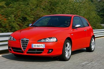 Alfa Romeo 147/GT JTD Q2