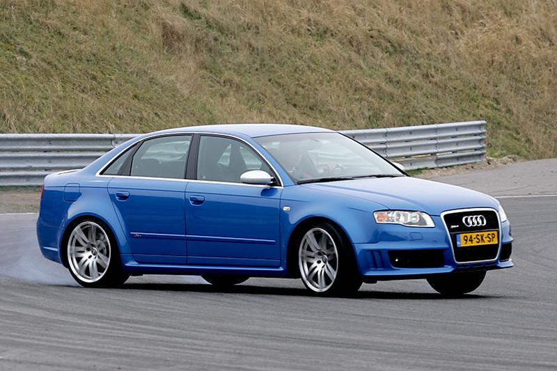 Flinke voordelen bij dure auto's als de RS4