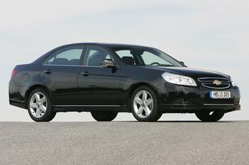 Chevrolet dieselt nu ook met Epica