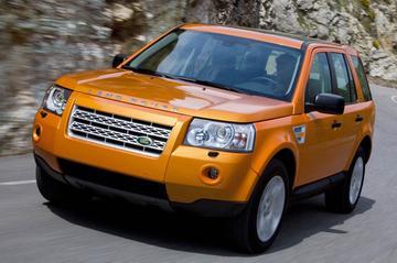 Land Rover Freelander 2.2 TD4 S (2010)