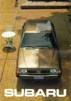 Subaru Hatchback,sedan,hardtop,stationwagen Dl,gl,