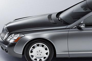 DaimlerChrysler wil kleinere Maybach