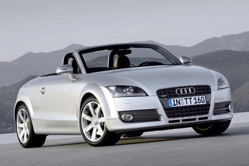 Audi TT Roadster 3.2 quattro (2007)