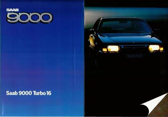 Saab Turbo 16 9000
