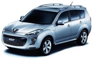 Gelekt: Peugeot 4007