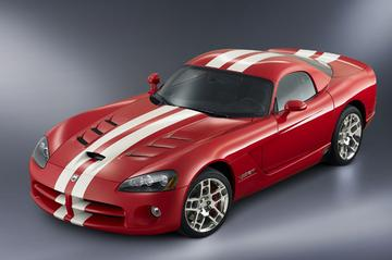 Dodge Viper SRT-10: 90 pk er bij