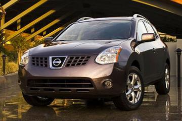 Nissan Rogue Amerikaanse RAV4-concurrent