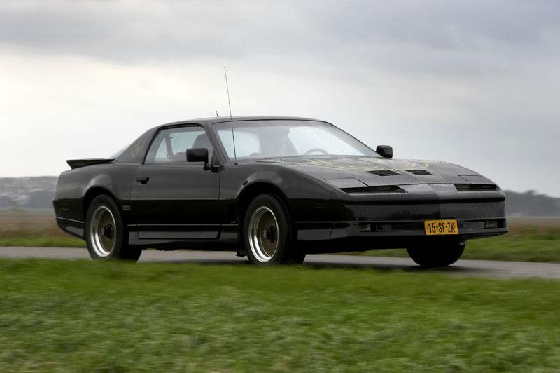 Blits bezit: Pontiac Firebird Trans Am