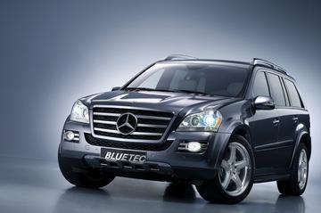Verantwoorde SUV:  Mercedes Vision GL 420 Bluetec